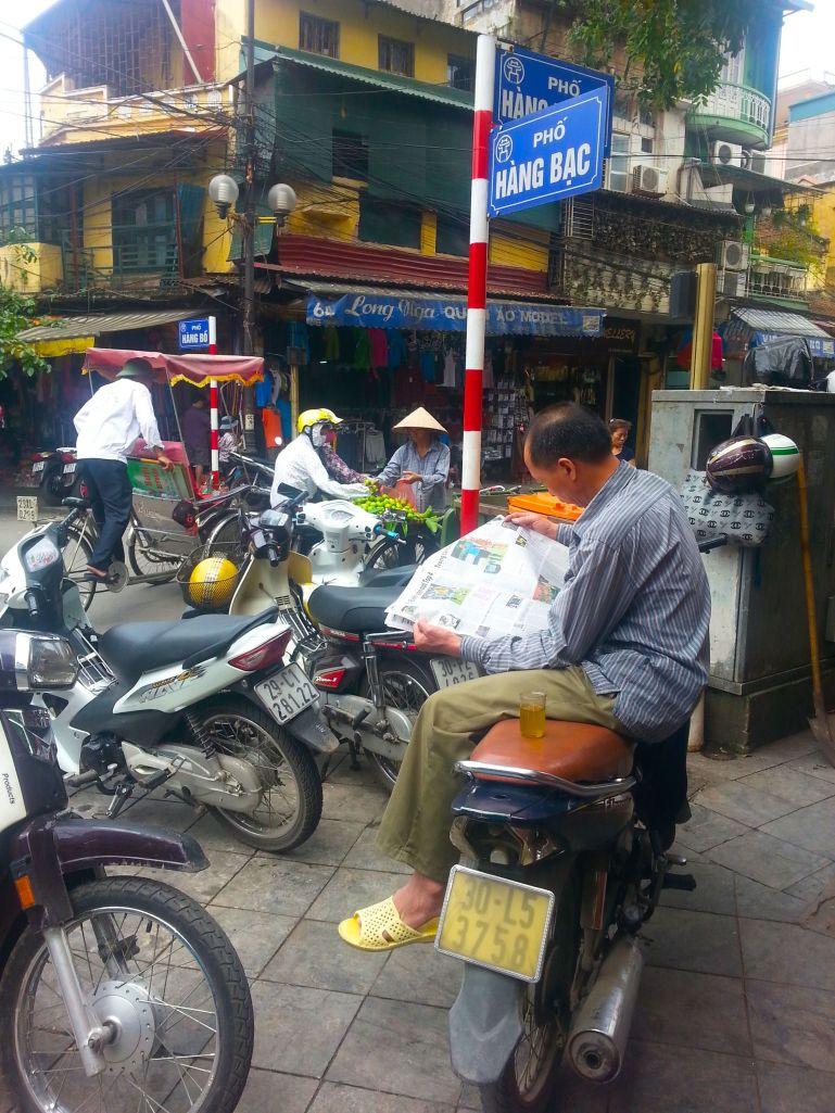 vietnam, ho chi minh, saigon, streetlife