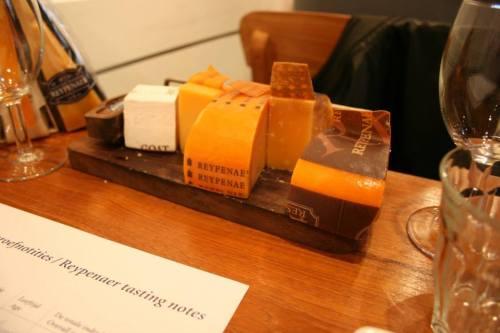 reypenaer, cheese, cheese tasting, amsterdam