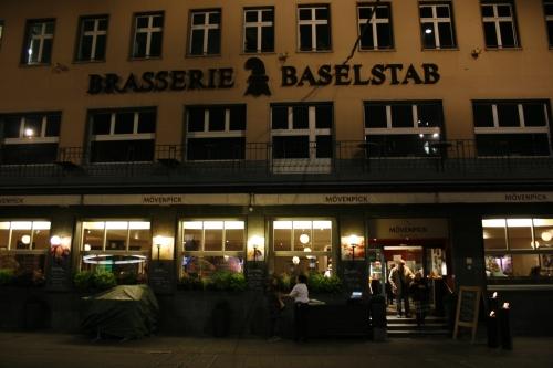 Brasserie Baselstab