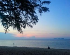 Sunset at Tioman Cabana