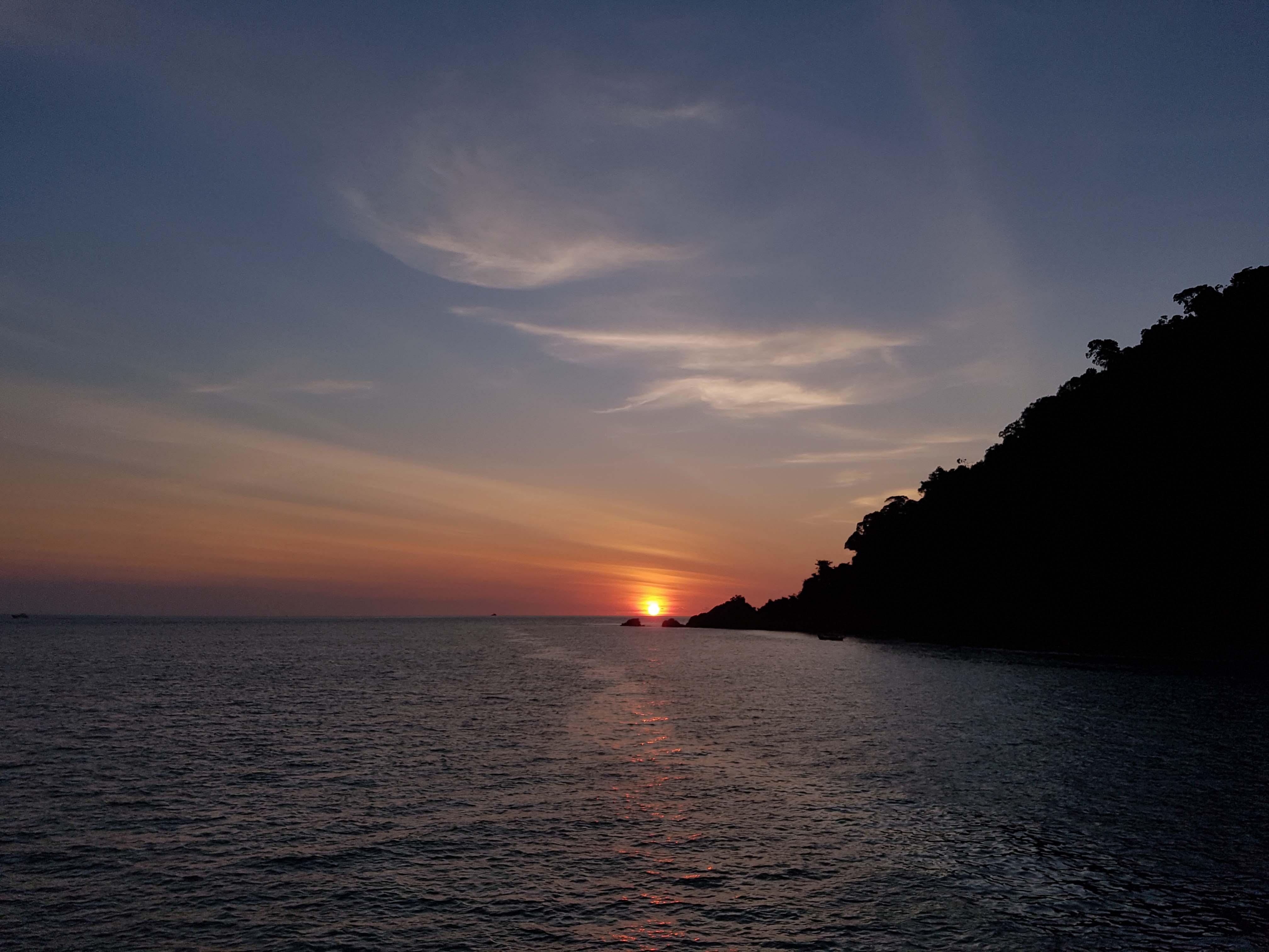 Chasing sunsets - Langkawi, Malaysia