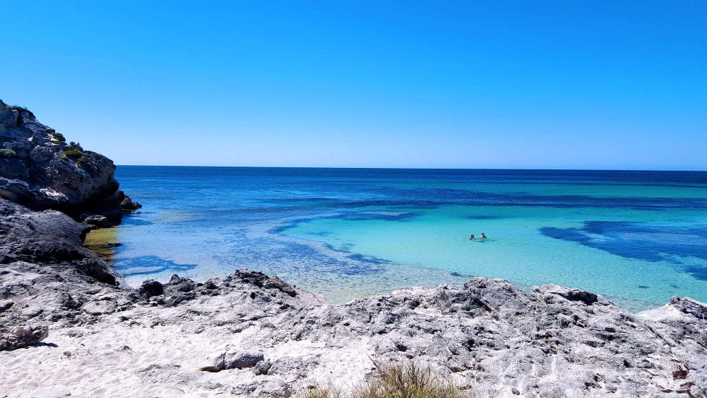 Rottnest island, sea, swimming, nature, outdoors, tourism, travel, perth, australia